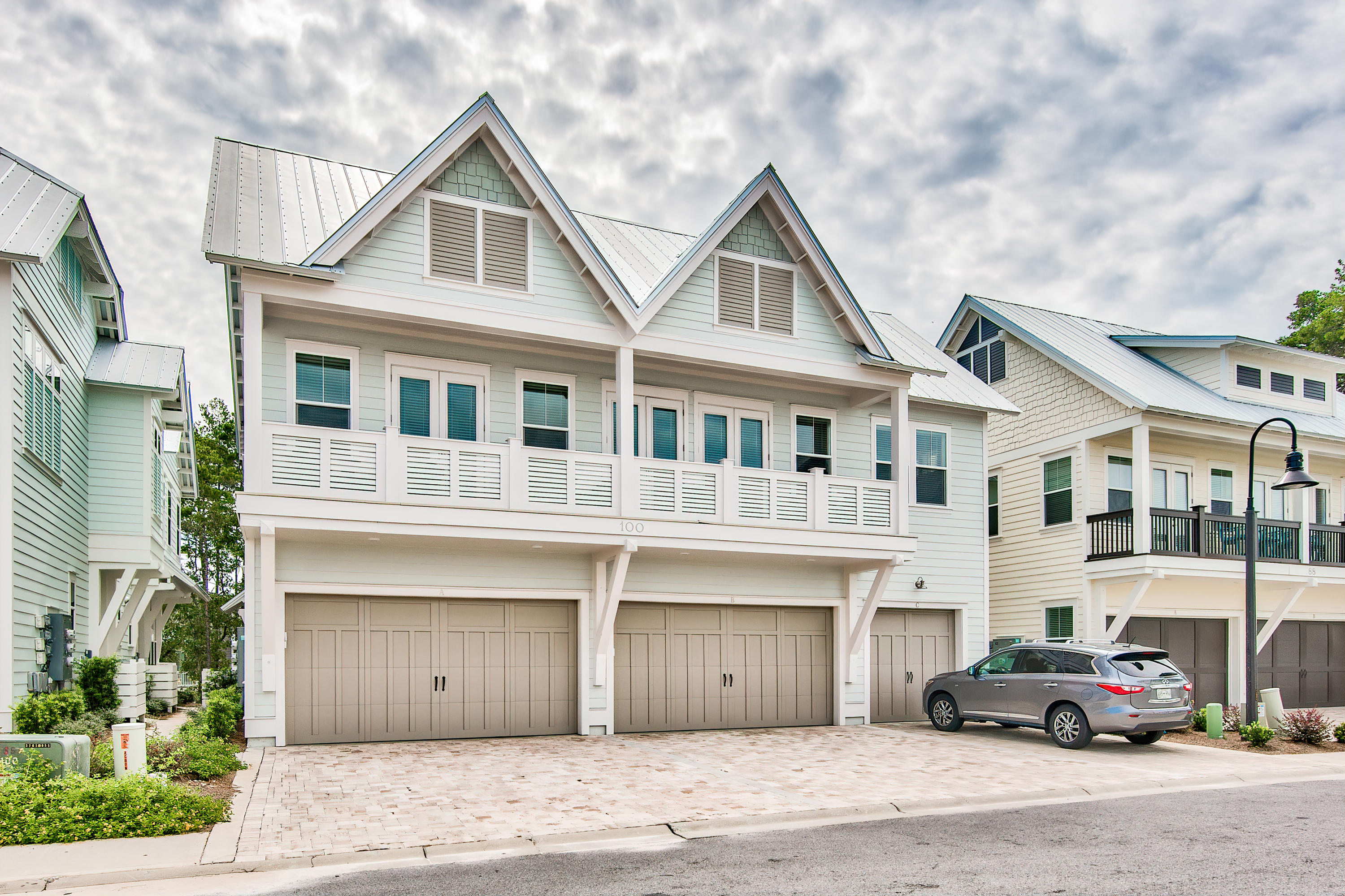 Photo of home for sale at 100 Pine Lands, Inlet Beach FL
