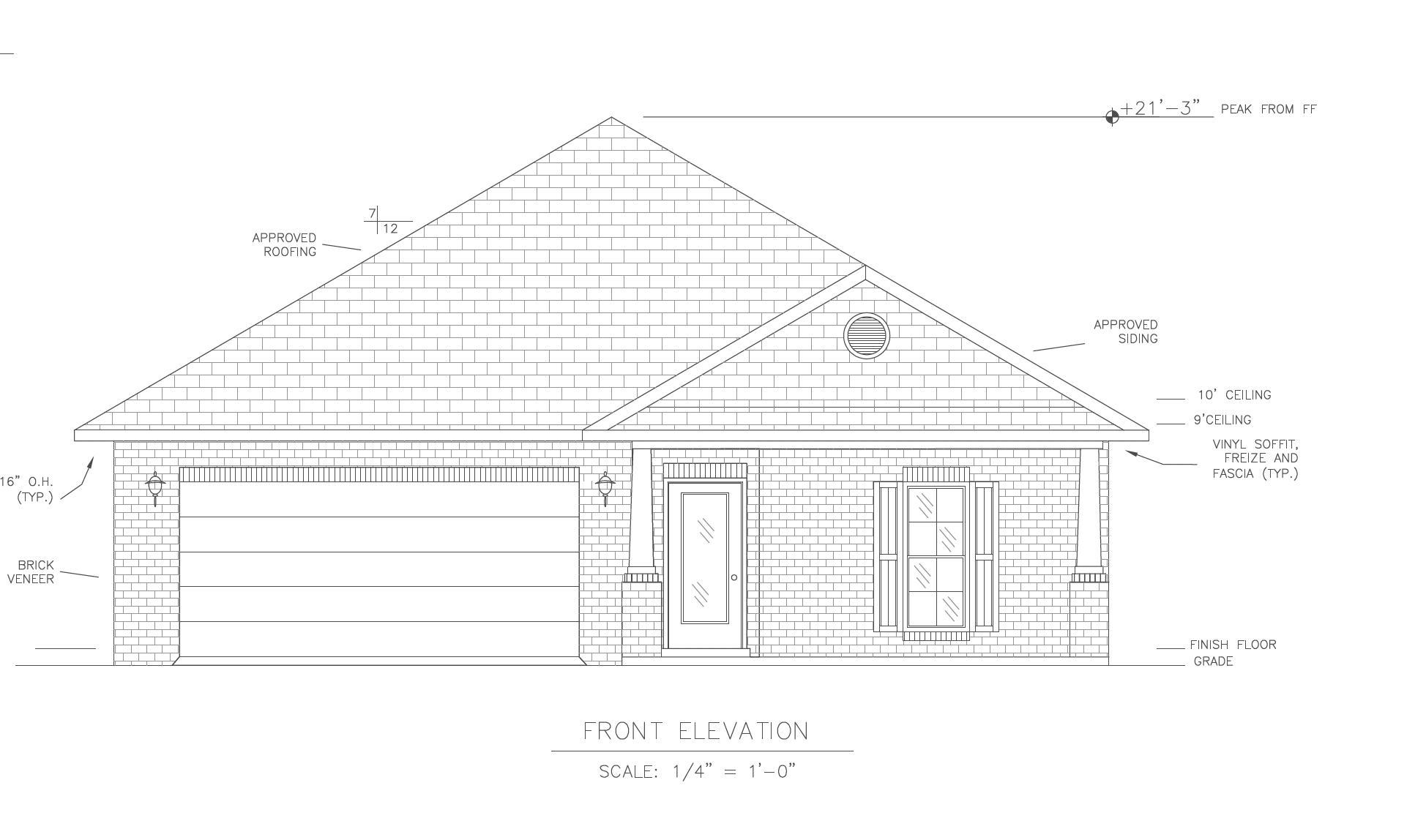 Photo of home for sale at 120 Sasser, Niceville FL