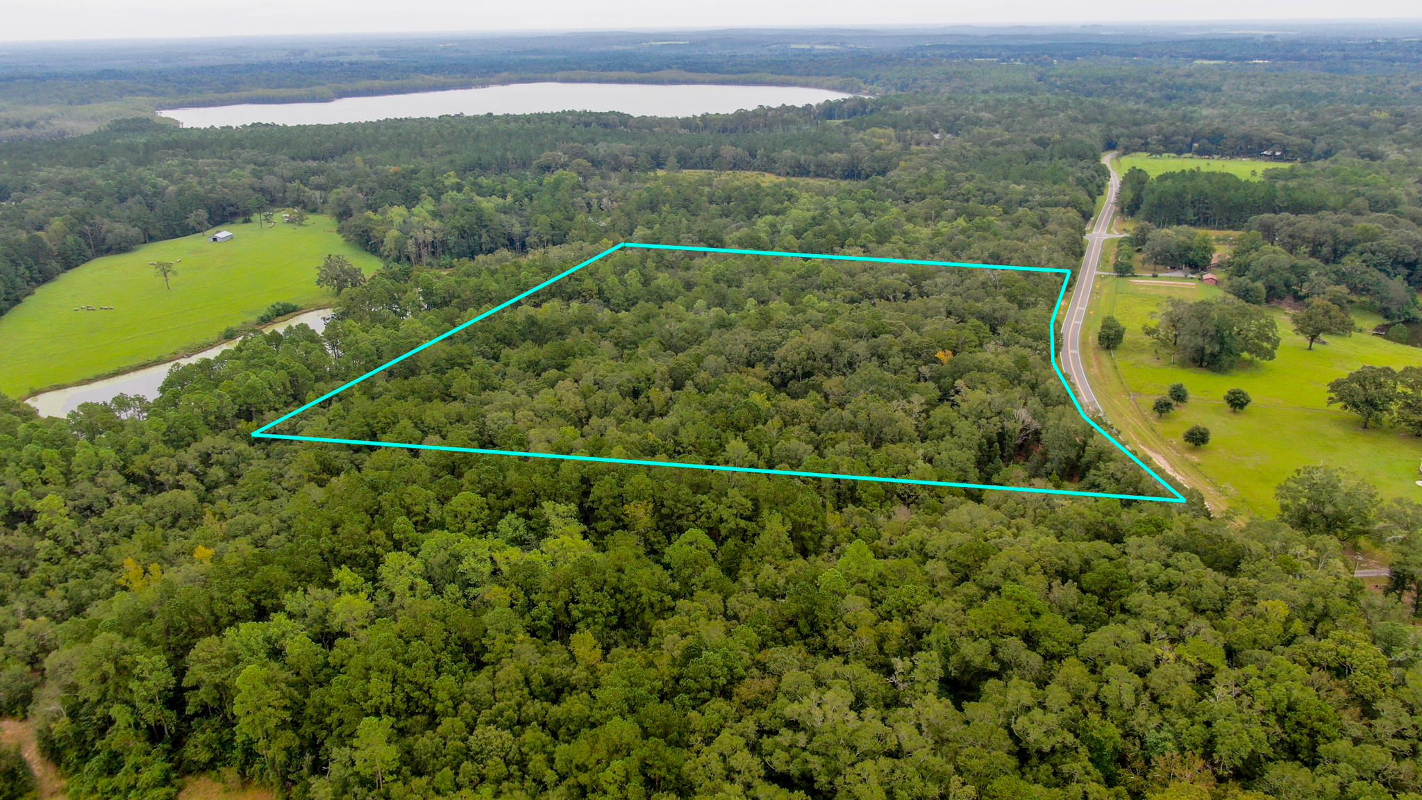 Photo of home for sale at 10 AC Co Hwy 183n, Defuniak Springs FL