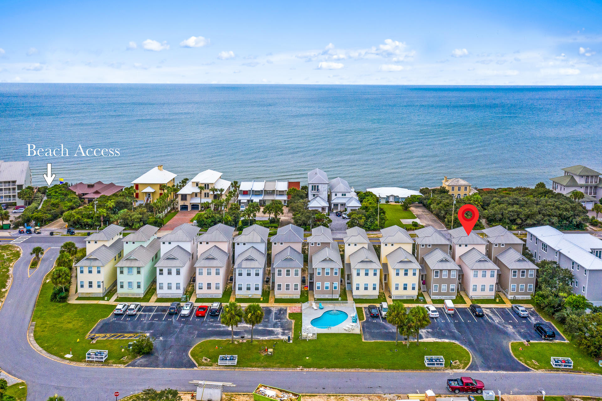 Photo of home for sale at 65 Seabreeze, Seacrest FL