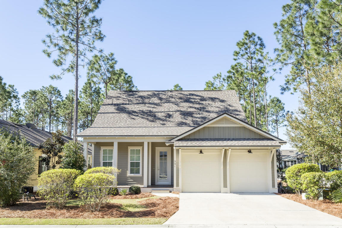 Photo of home for sale at 331 Jack Knife, Inlet Beach FL