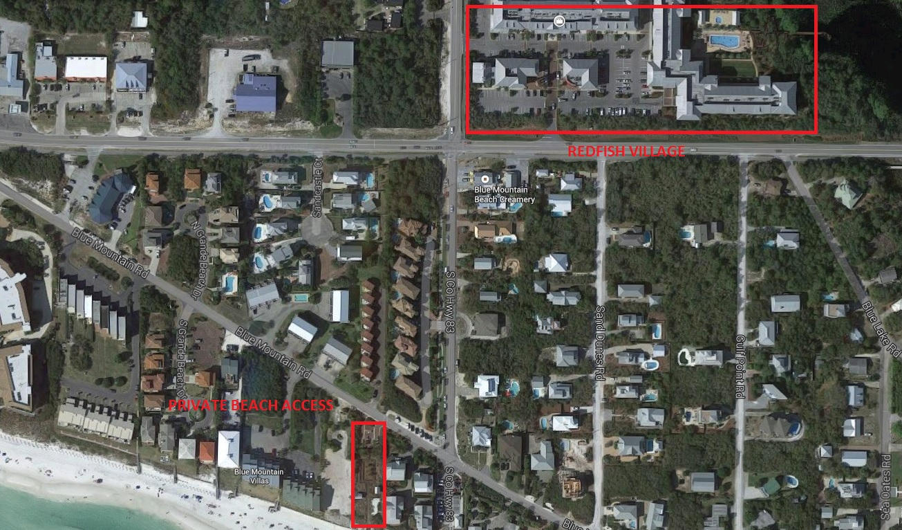 Photo of home for sale at 2046 Co Highway 30-A, Santa Rosa Beach FL