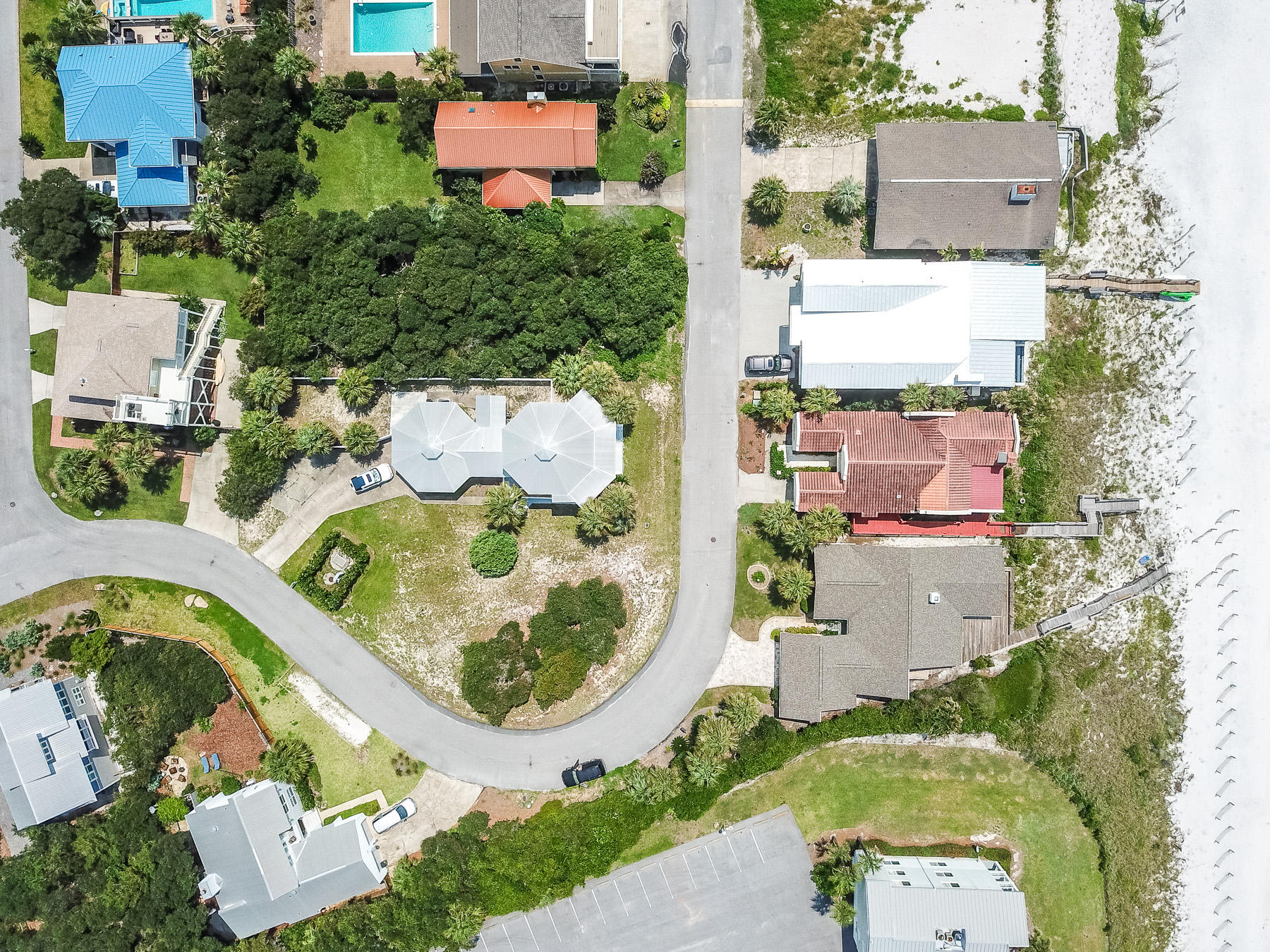 Photo of home for sale at LOT 2 Sand Cliffs, Inlet Beach FL