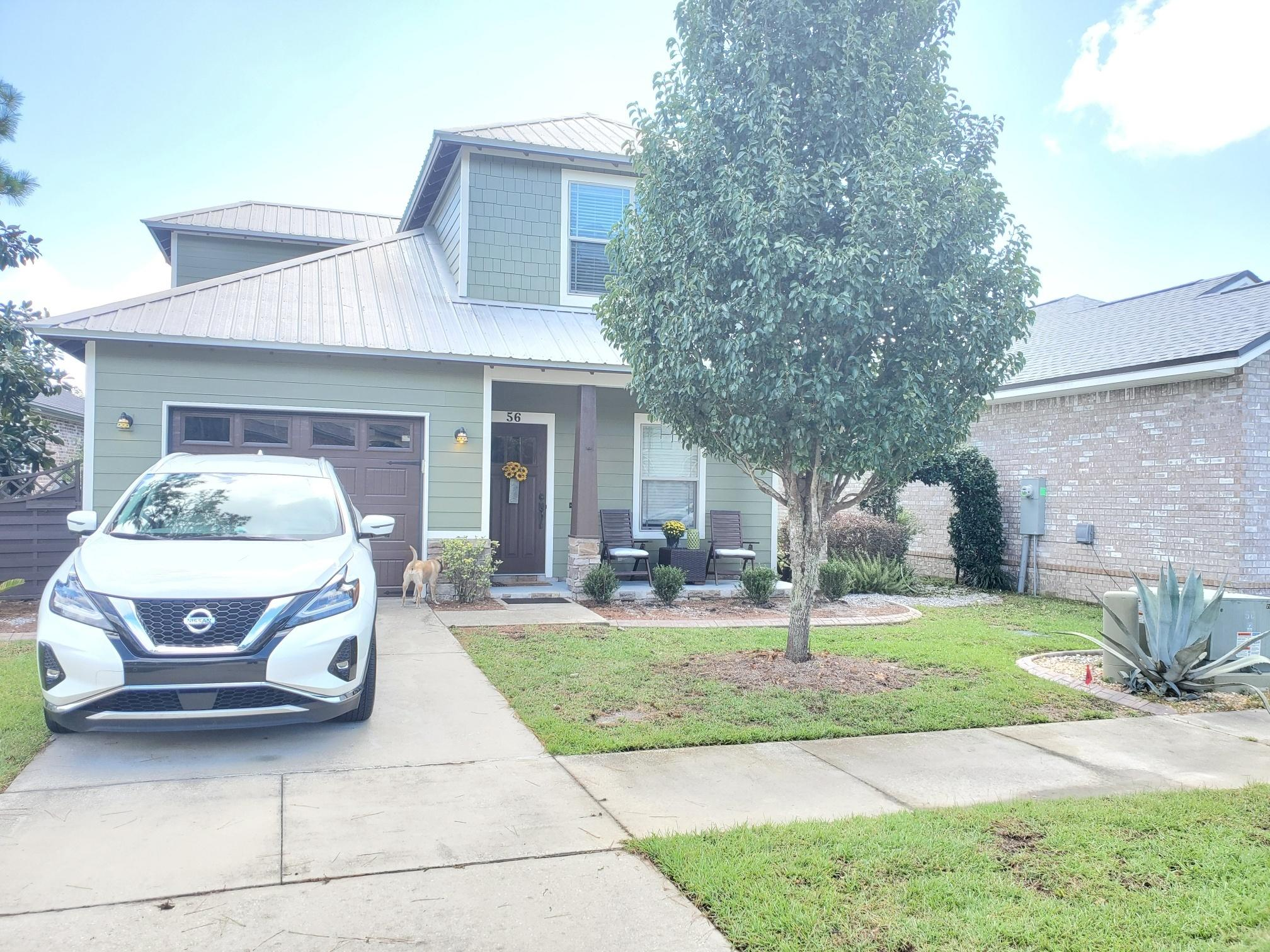 Photo of home for sale at 56 Pintail, Freeport FL