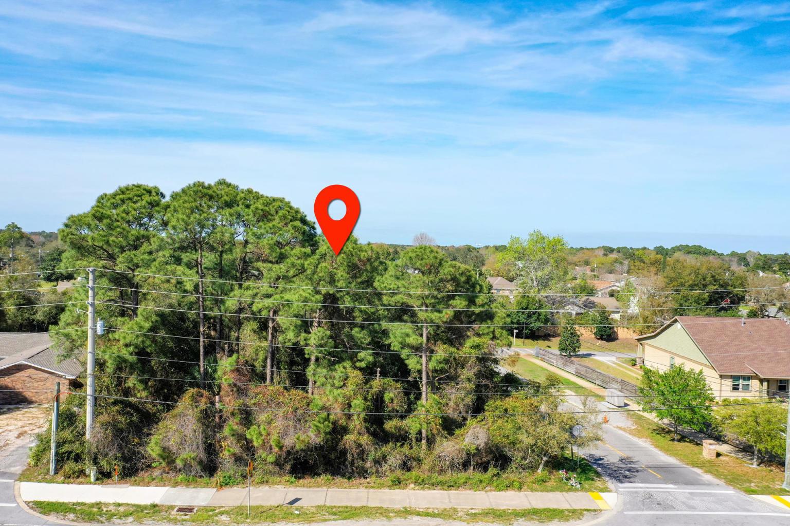 Photo of home for sale at Lot 12 Cedar St., Destin FL