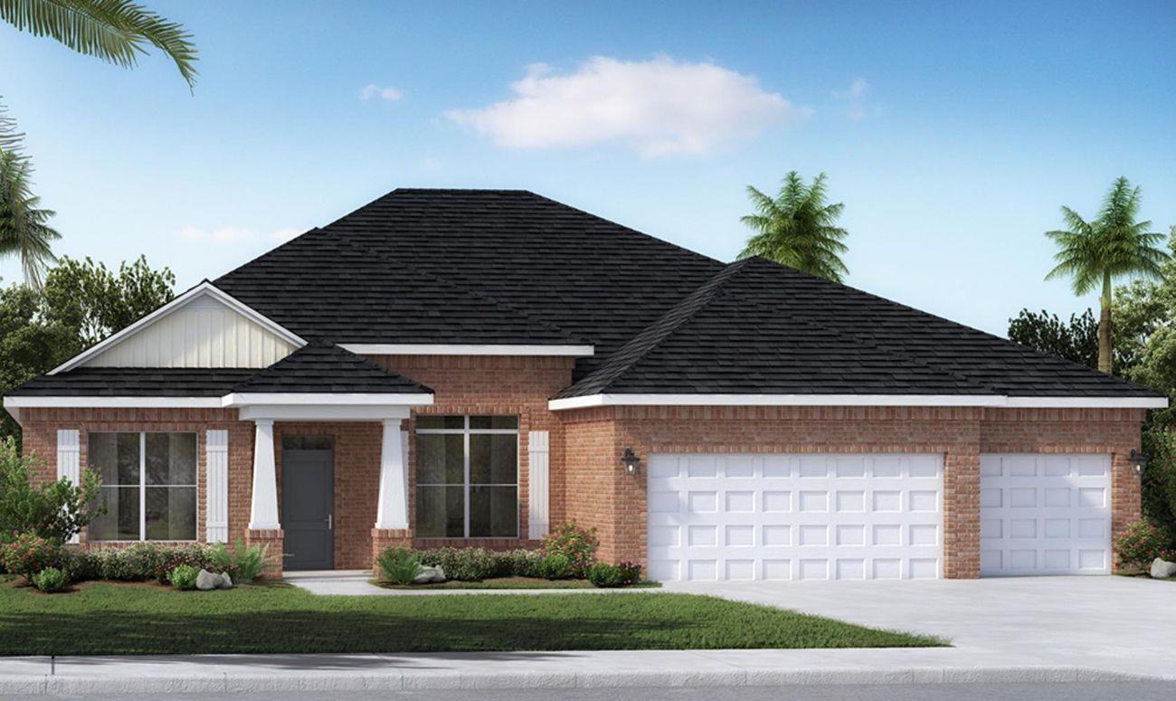 Photo of home for sale at 334 Tournament, Freeport FL