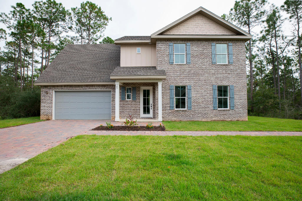 Photo of home for sale at 287 Cox, Santa Rosa Beach FL