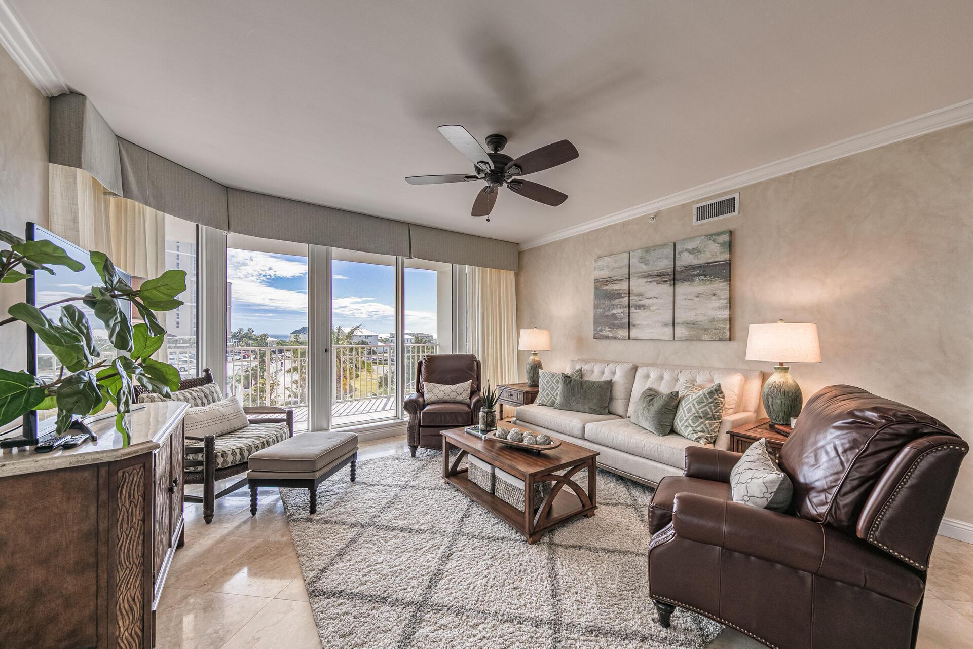 Photo of home for sale at 1 Beach Club, Miramar Beach FL