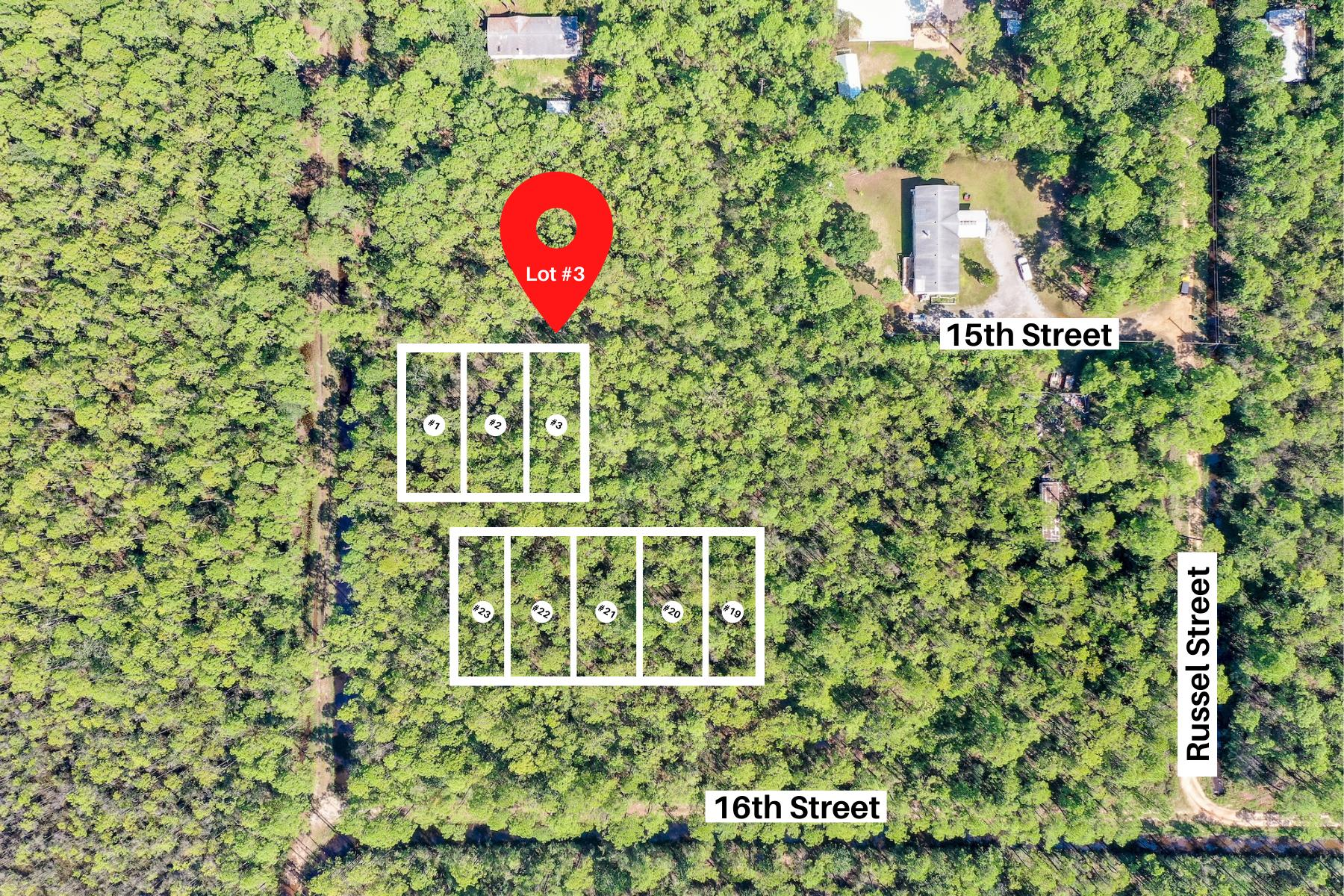 Photo of home for sale at Lots 19-23 16th, Santa Rosa Beach FL