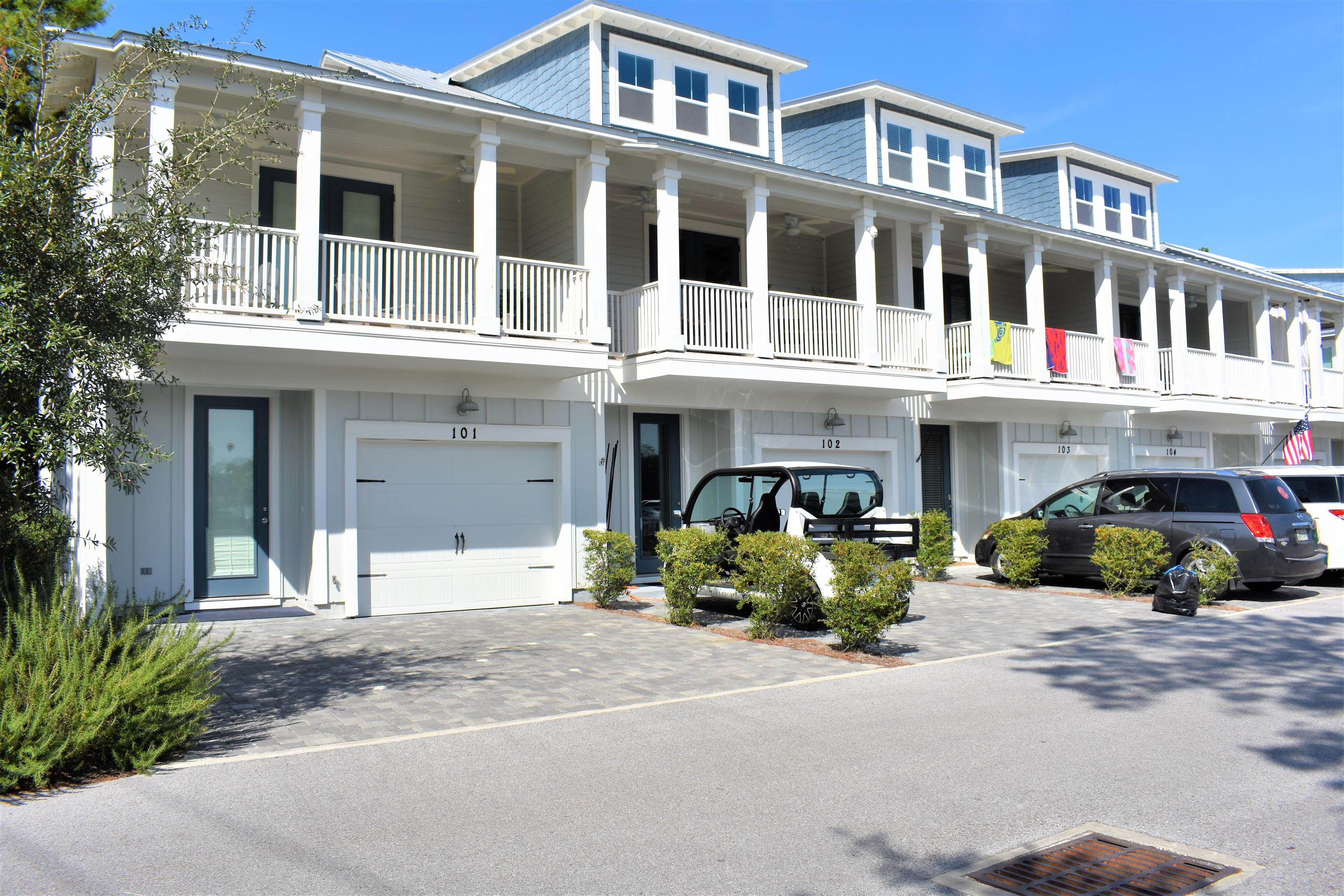 Photo of home for sale at 4923 Co Hwy 30a E, Santa Rosa Beach FL