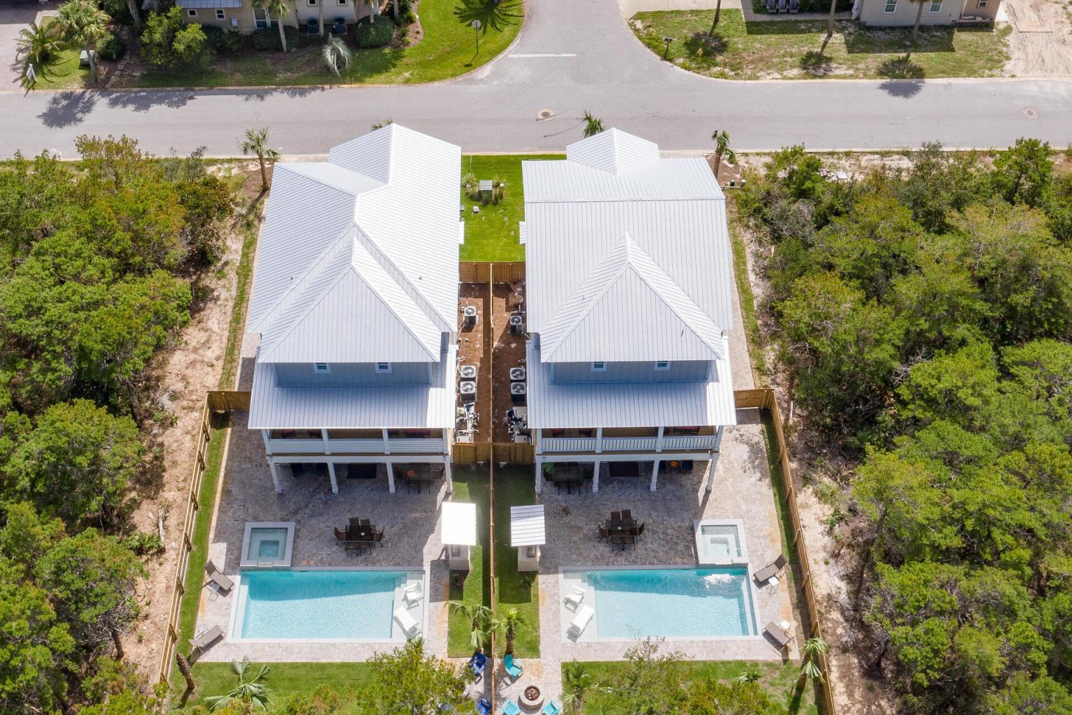Photo of home for sale at 48 & 36 W. Palm Beach, Miramar Beach FL