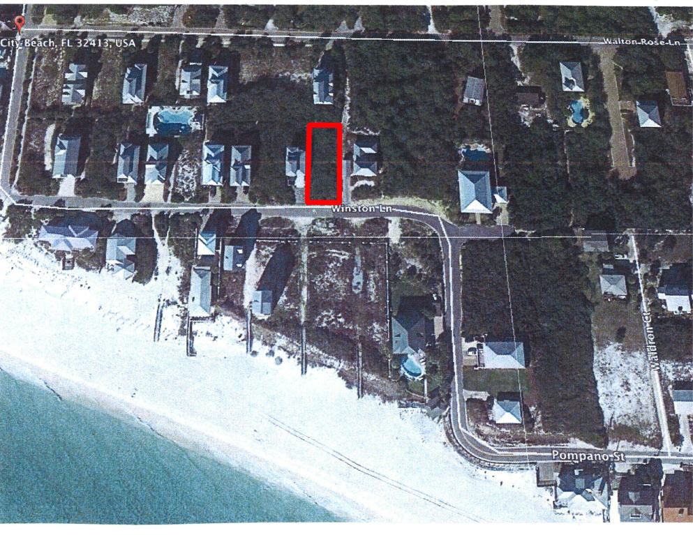 Photo of home for sale at Lot 11 Winston, Inlet Beach FL