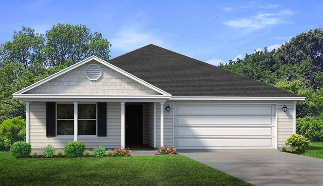 Photo of home for sale at LOT 78 This, Freeport FL