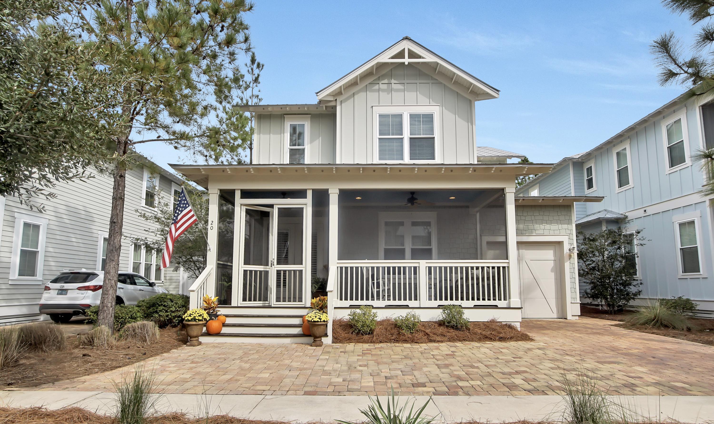 Photo of home for sale at 20 Beargrass, Santa Rosa Beach FL