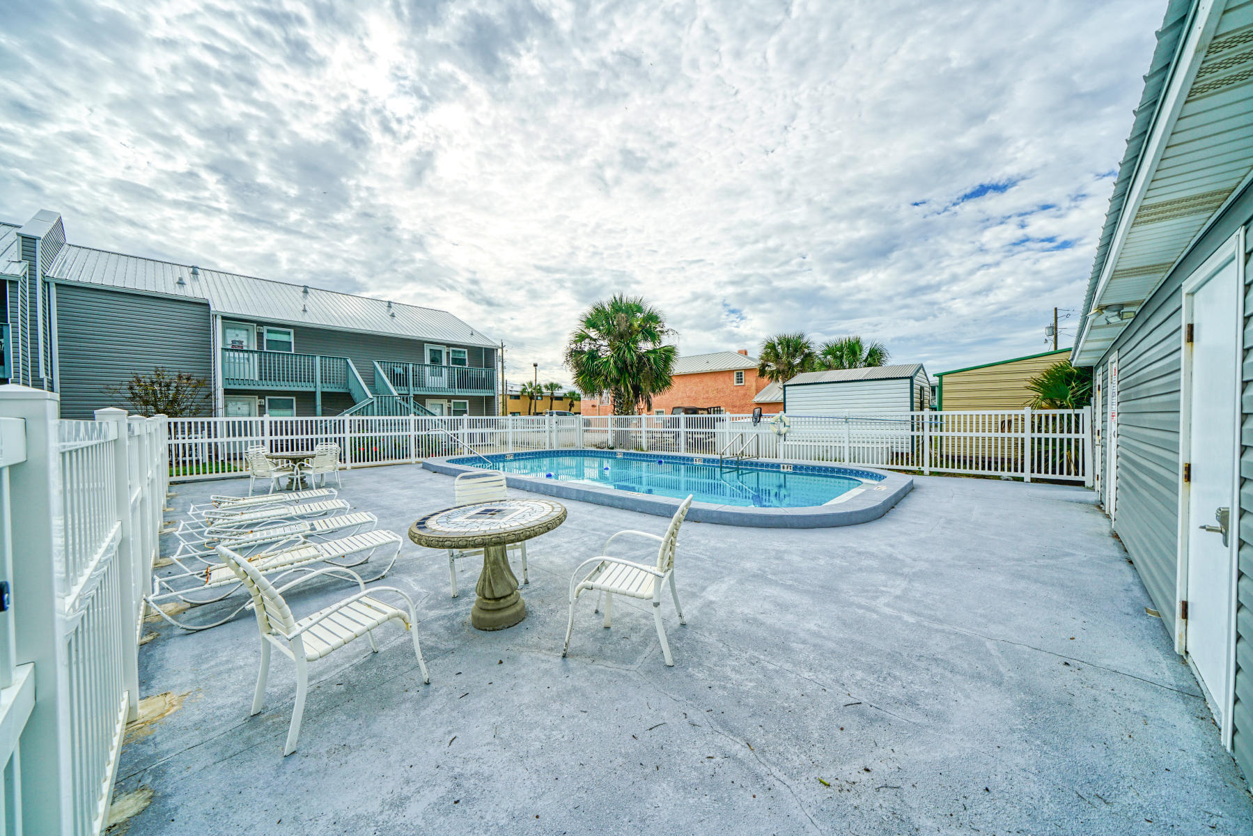 Photo of home for sale at 7904 Surf Dr., Panama City Beach FL