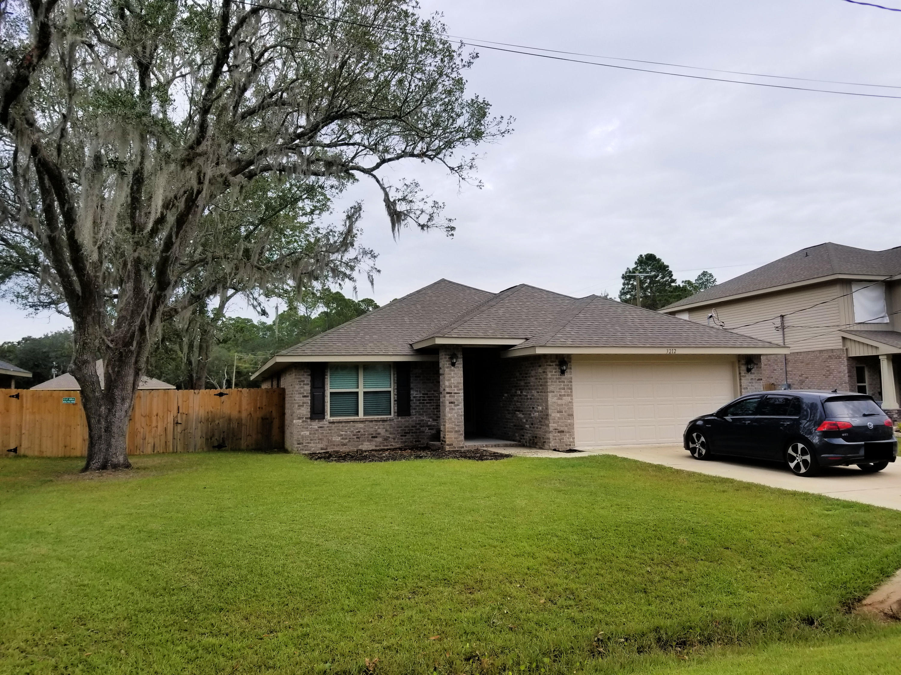 Photo of home for sale at 3212 Main, Navarre FL