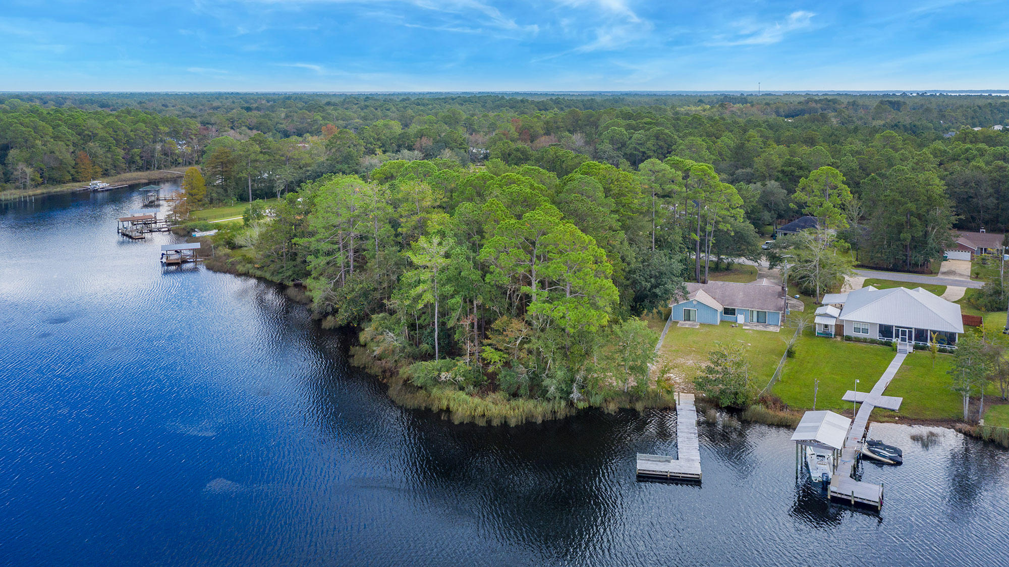 Photo of home for sale at TBD Bay Grove Road, Freeport FL