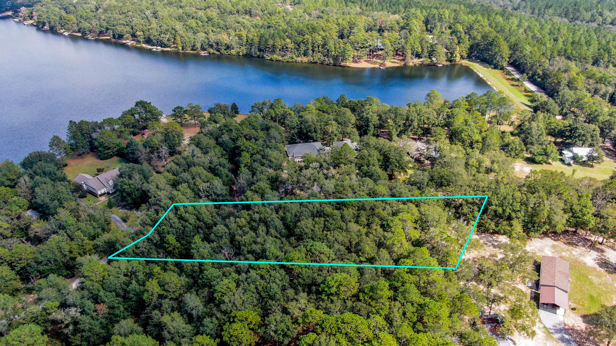 Photo of home for sale at Lot 48A Launch, Defuniak Springs FL
