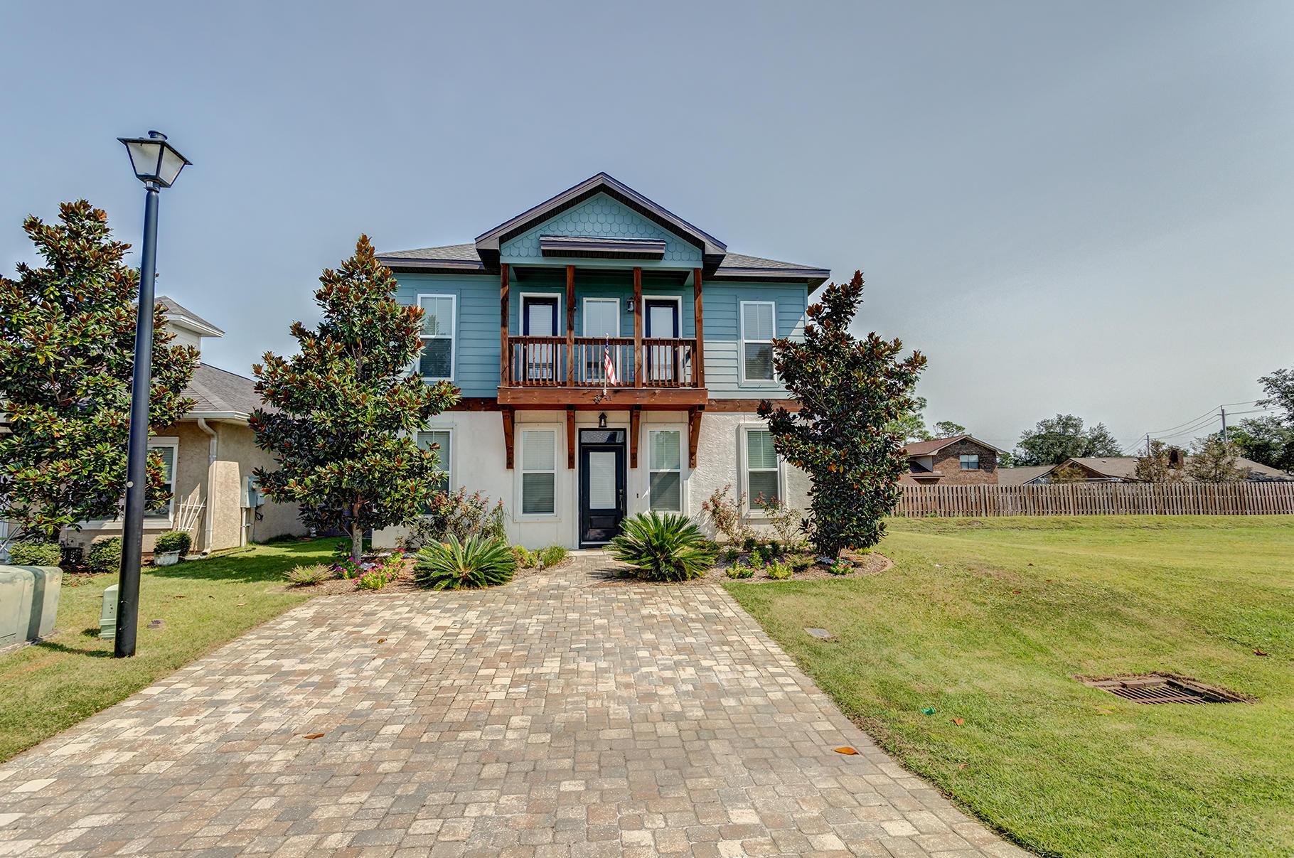 Photo of home for sale at 3741 Tiki, Panama City Beach FL