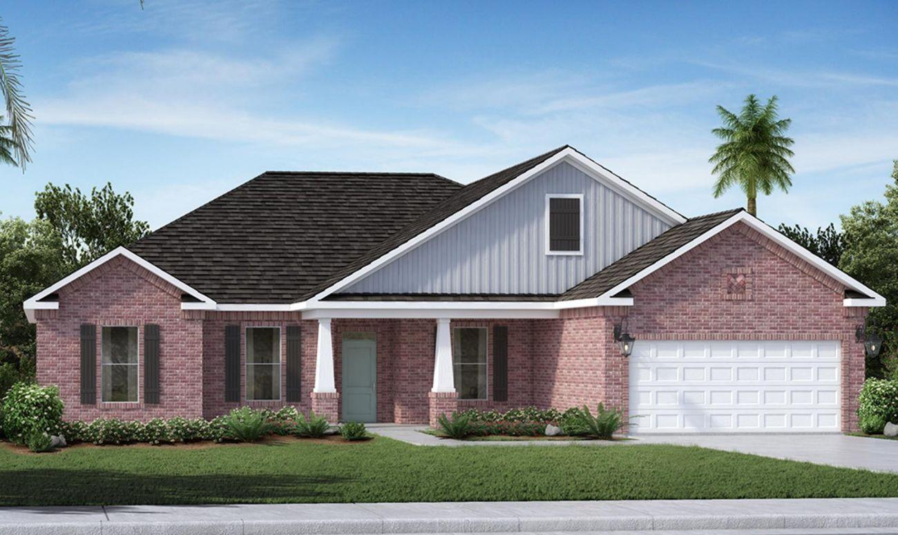 Photo of home for sale at 208 Hollow Log, Freeport FL