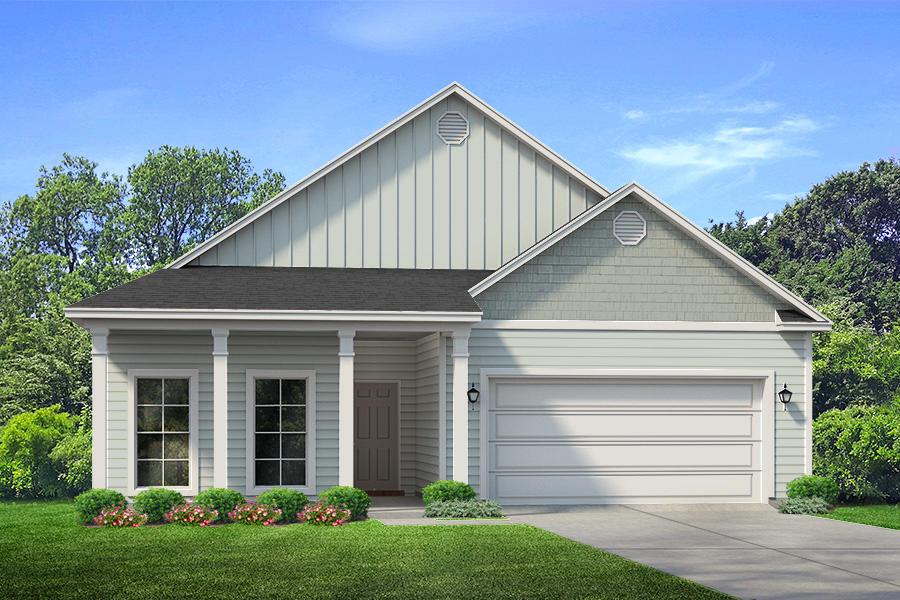 Photo of home for sale at 343 Lightning Bug, Freeport FL