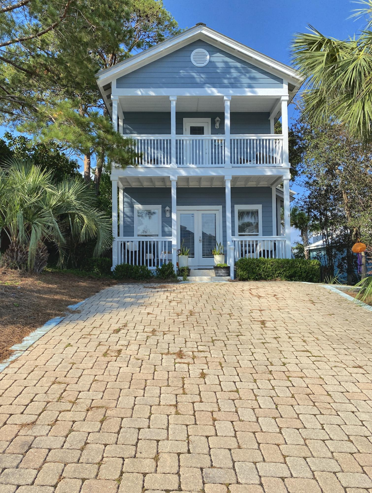 Photo of home for sale at 245 Ventana, Santa Rosa Beach FL