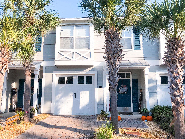 Photo of home for sale at 59 Bald Eagle, Santa Rosa Beach FL