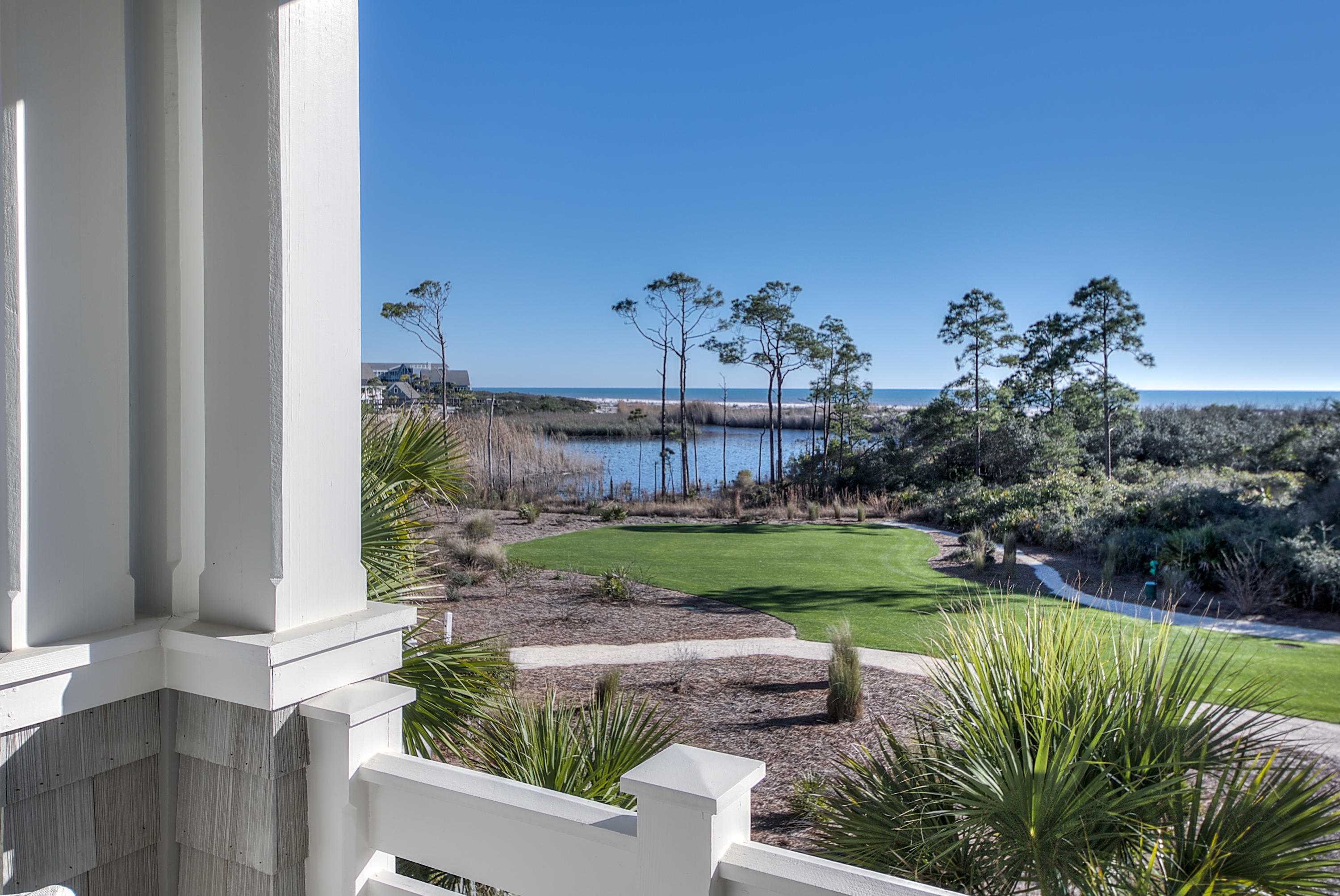 Photo of home for sale at 60 Compass Point, Inlet Beach FL
