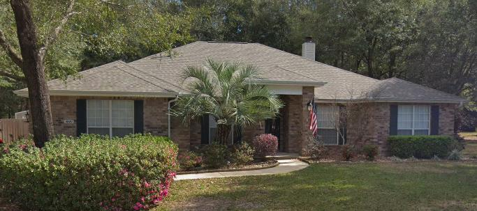 Photo of home for sale at 5849 Saratoga, Crestview FL