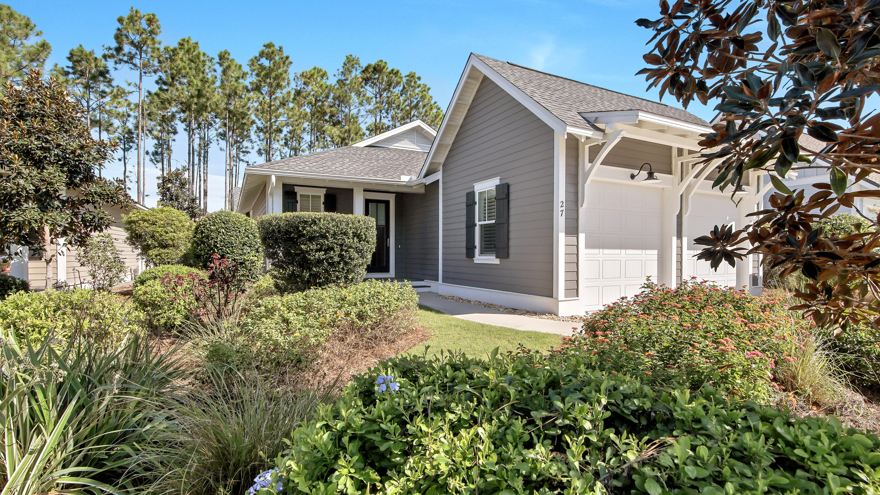 Photo of home for sale at 27 Somersault, Watersound FL