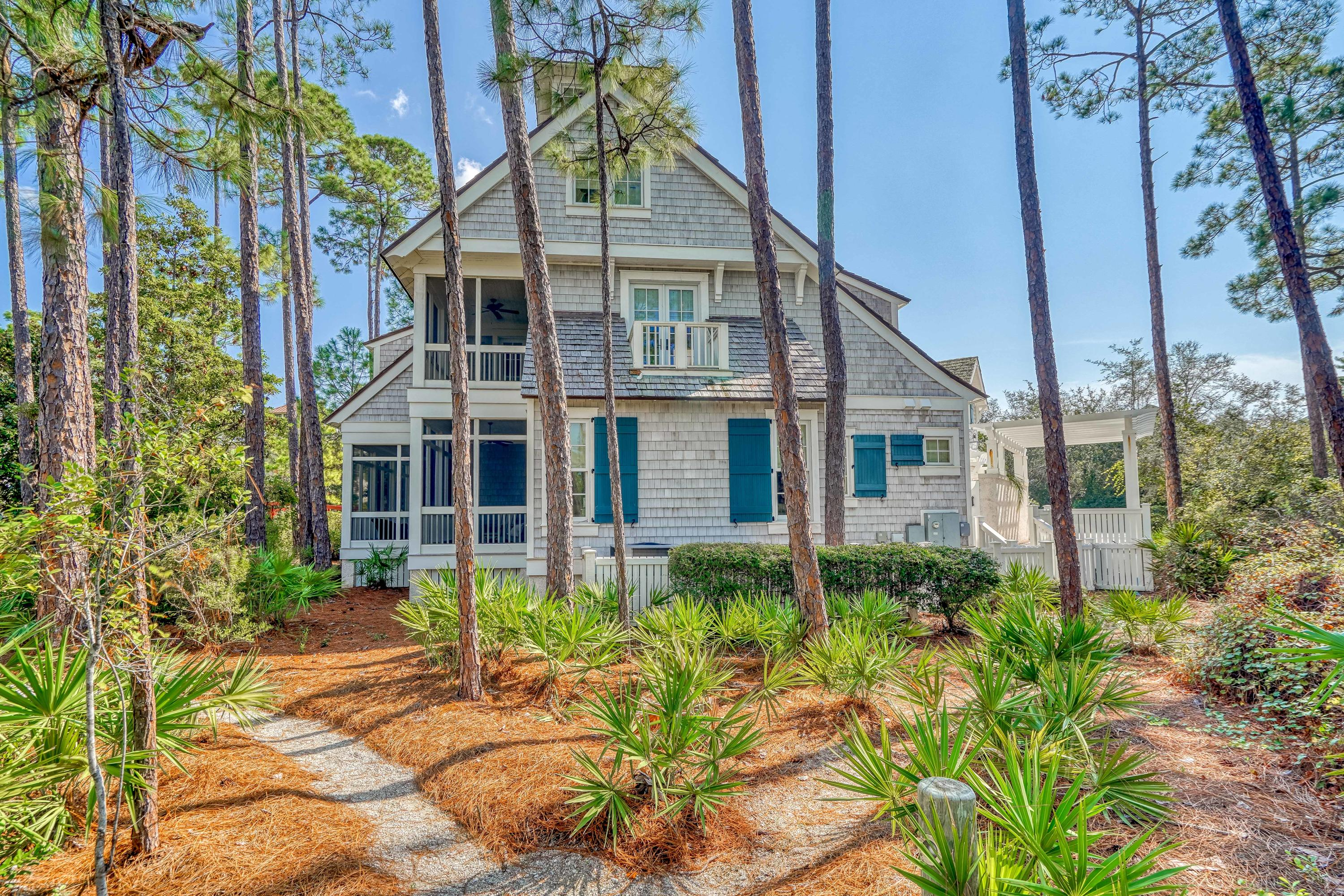 Photo of home for sale at 8 Shingle, Watersound FL