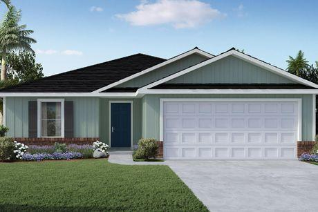Photo of home for sale at LOT 39 Marquis, Freeport FL