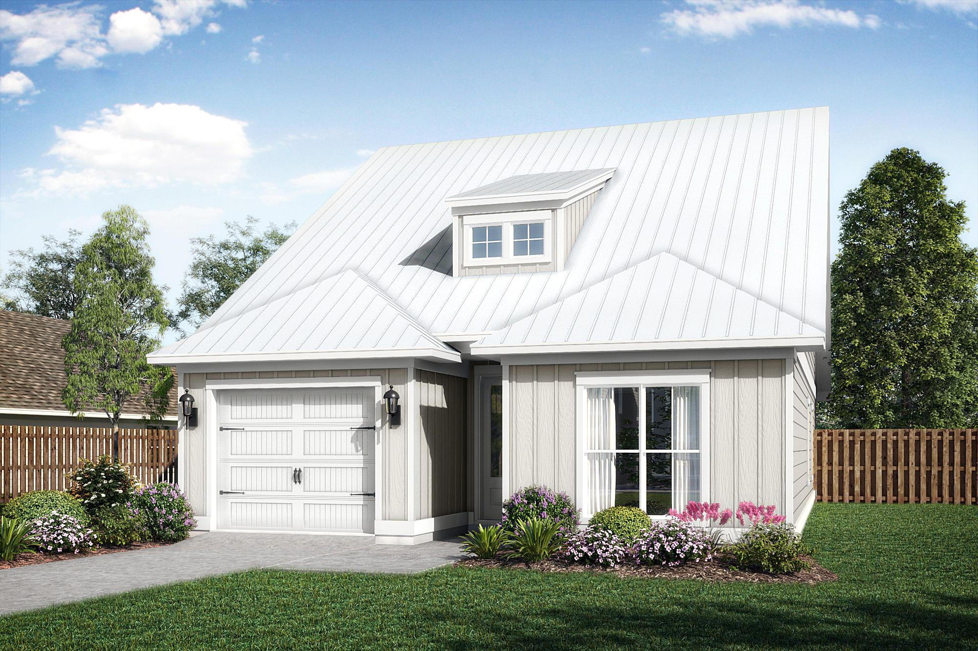 Photo of home for sale at Lot 11 Bayou Edge Landing, Santa Rosa Beach FL