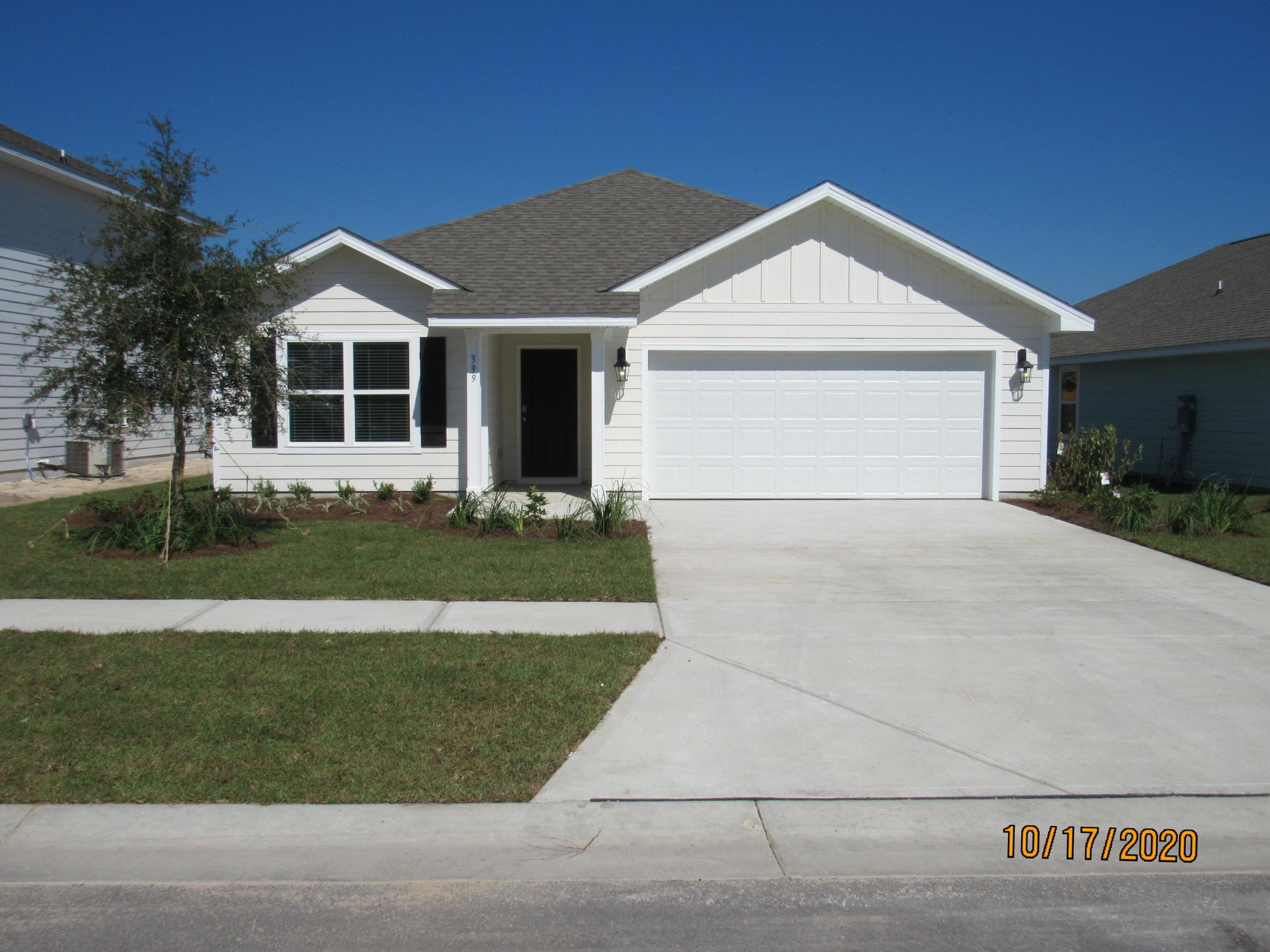 Photo of home for sale at 399 This, Freeport FL