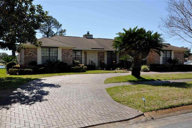 Photo of home for sale at 6567 Lake Charlene, Pensacola FL