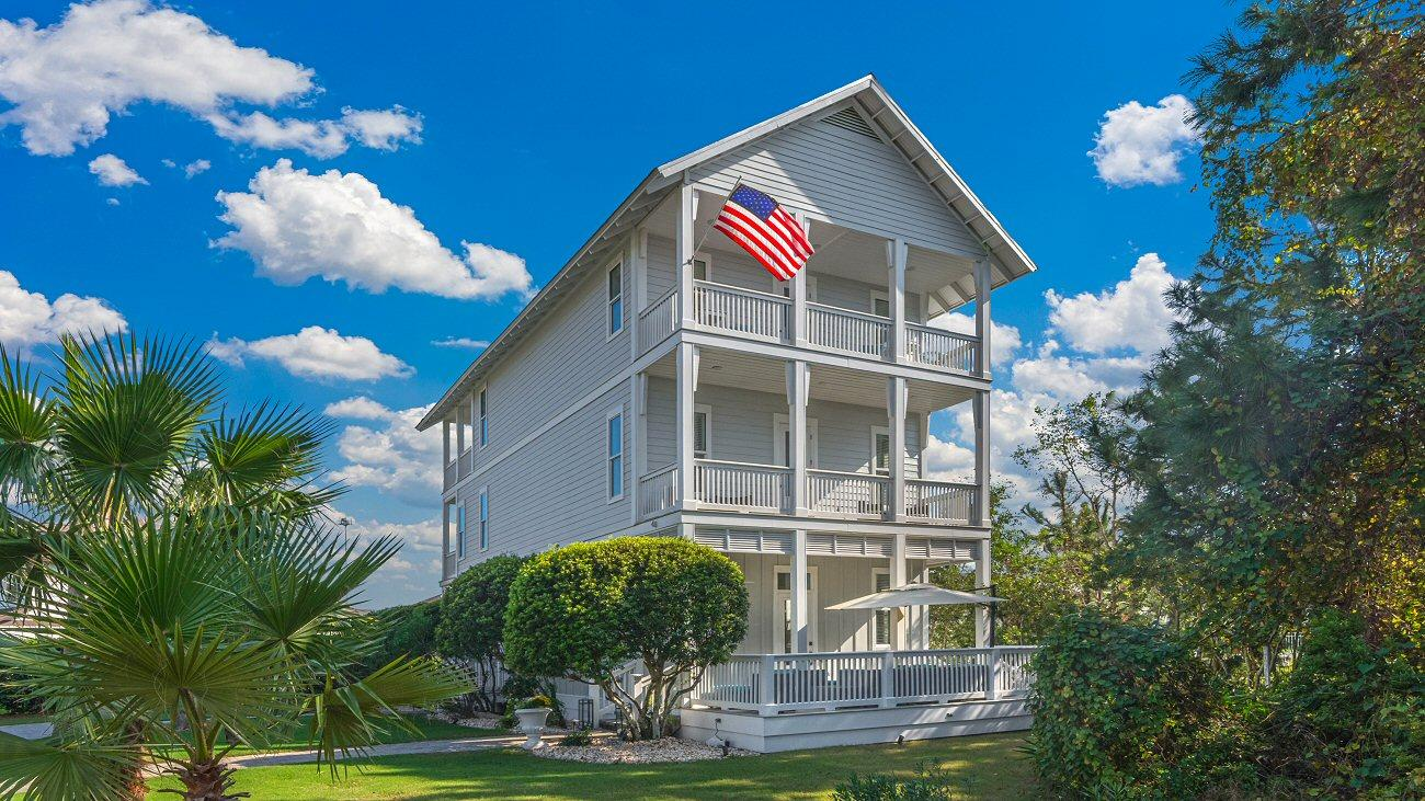 Photo of home for sale at 48 Tropical Breeze, Santa Rosa Beach FL