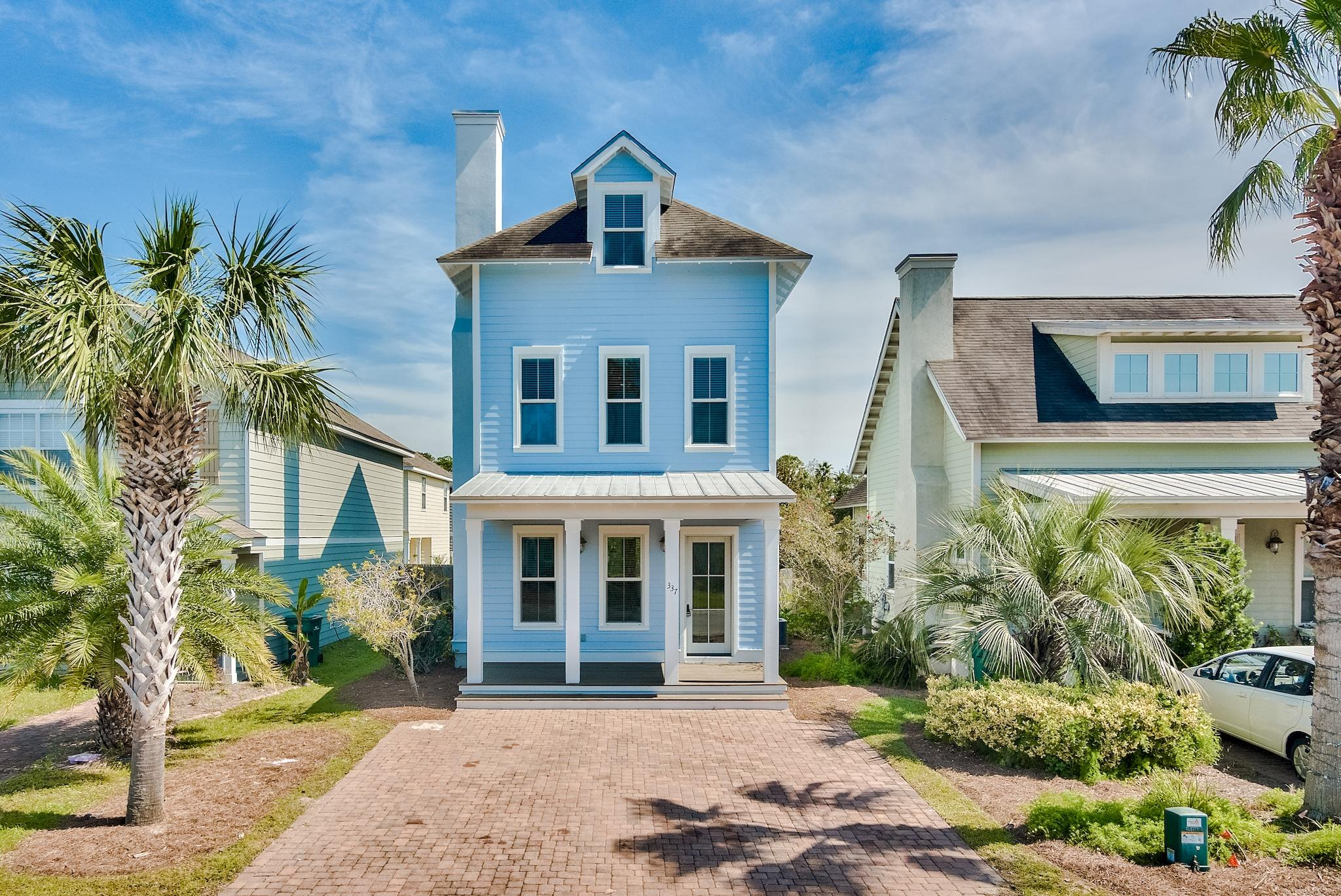 Photo of home for sale at 337 Madison, Panama City Beach FL