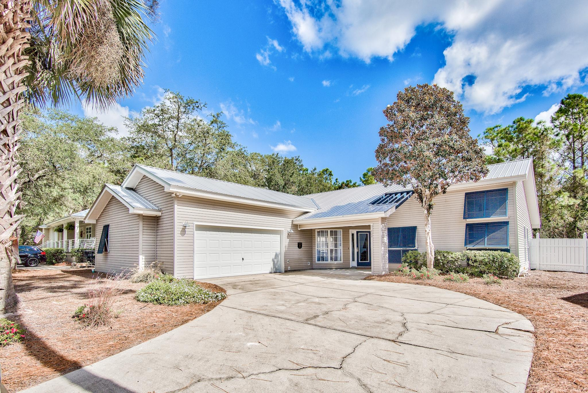 Photo of home for sale at 408 Seacrest, Inlet Beach FL