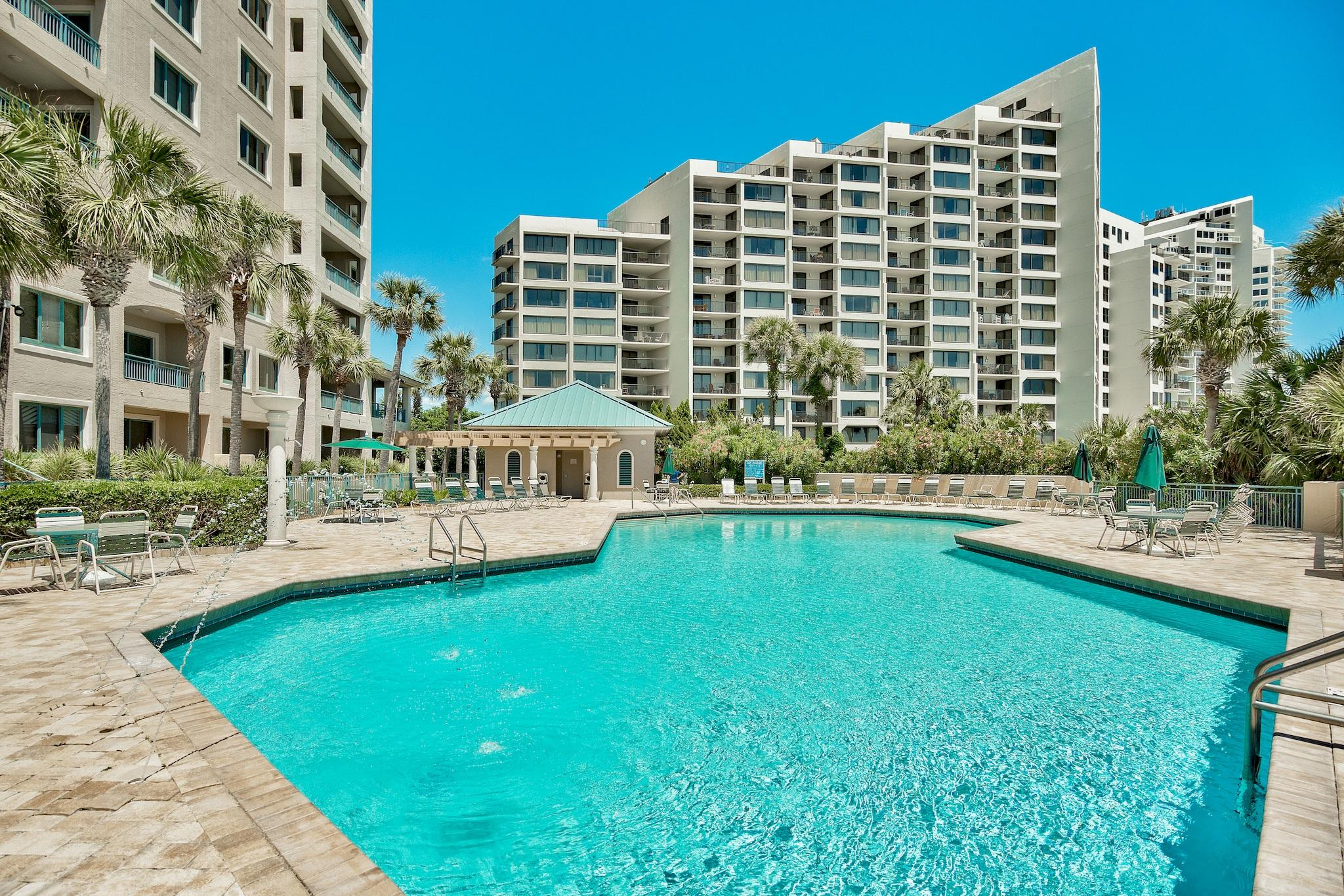 Photo of home for sale at 4504/4505 Southwinds, Miramar Beach FL