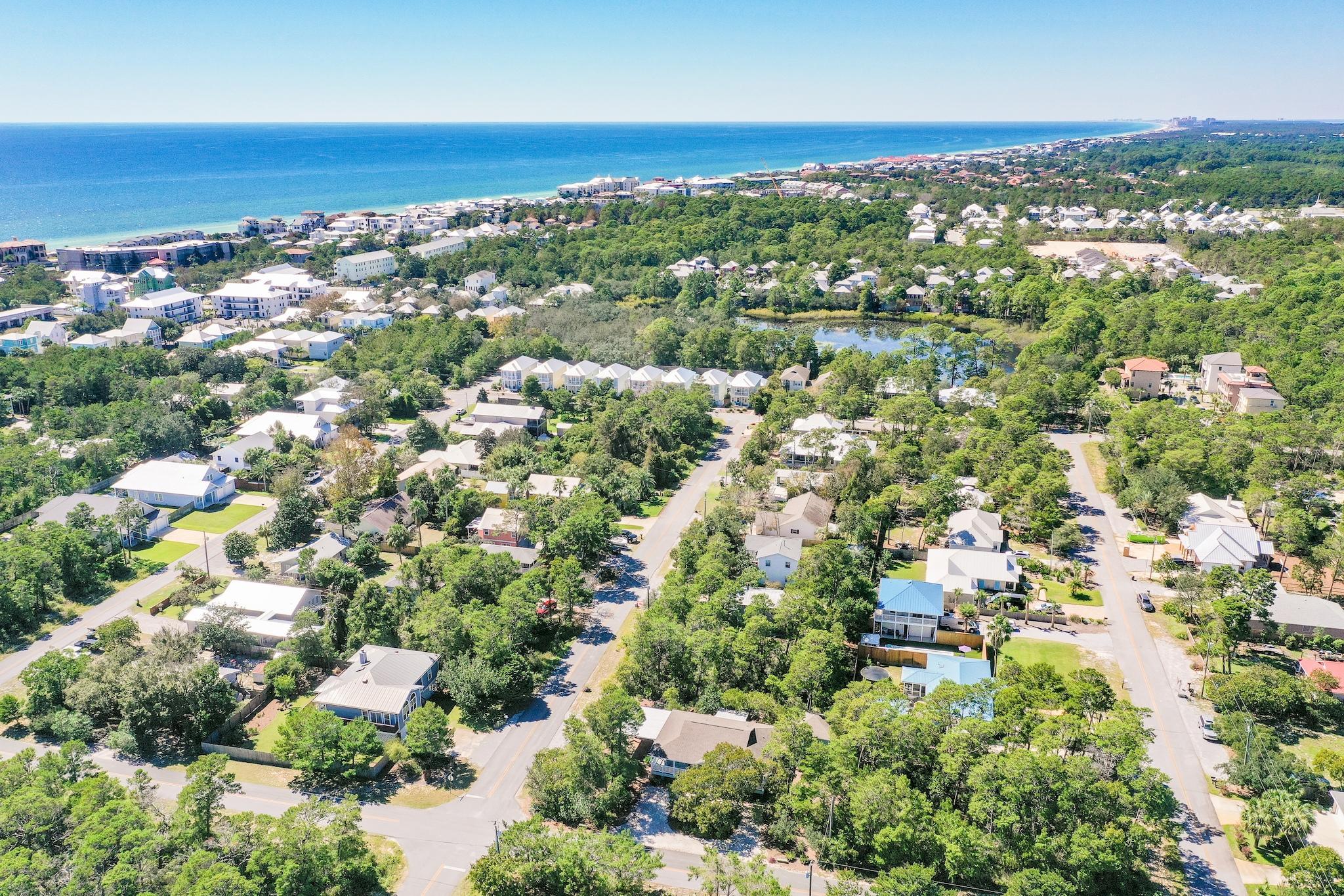 Photo of home for sale at Lot 10 Bramble, Santa Rosa Beach FL