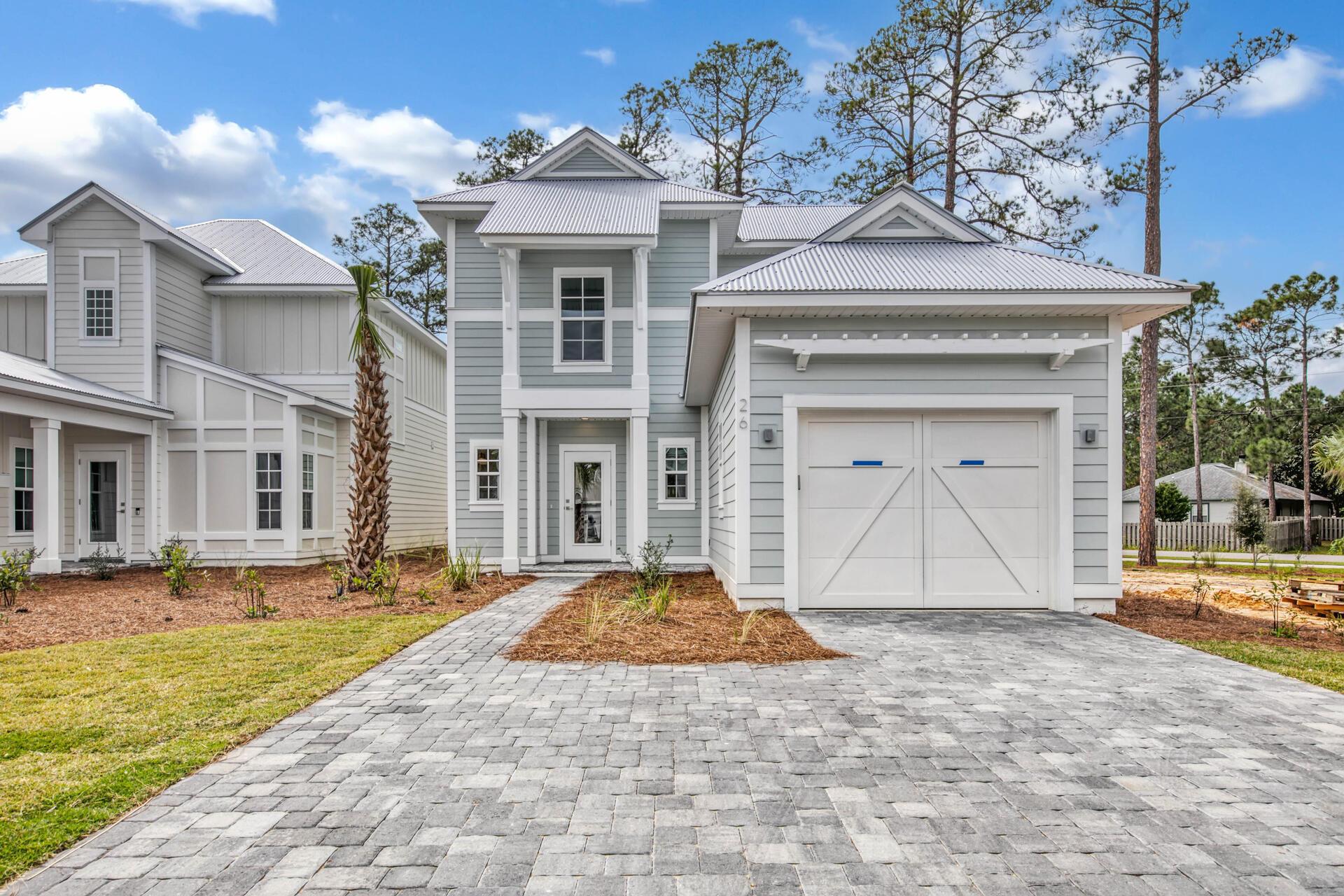 Photo of home for sale at 26 Sugar Sands Drive, Santa Rosa Beach FL