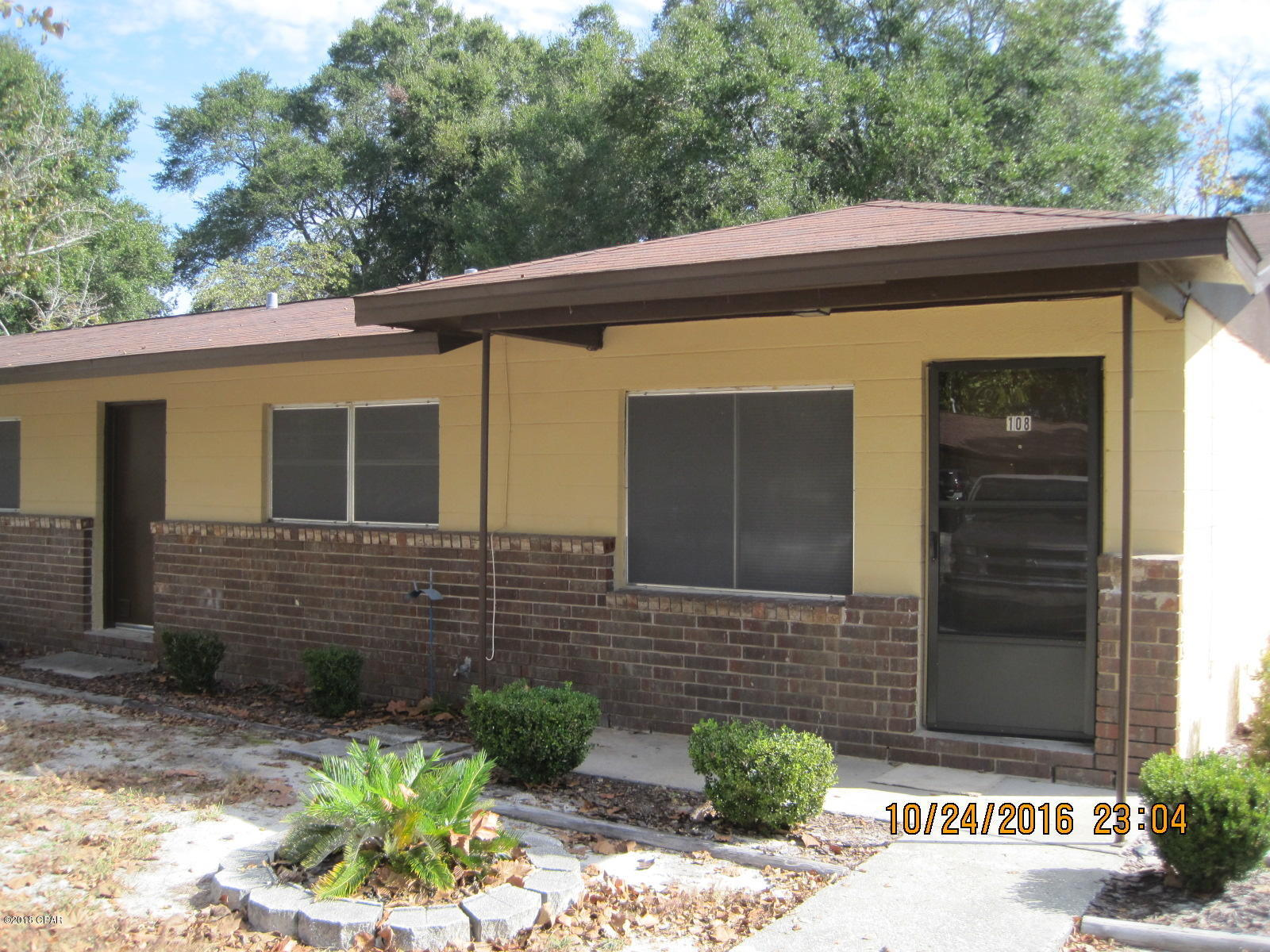 Photo of home for sale at 5805 Cherry, Panama City FL