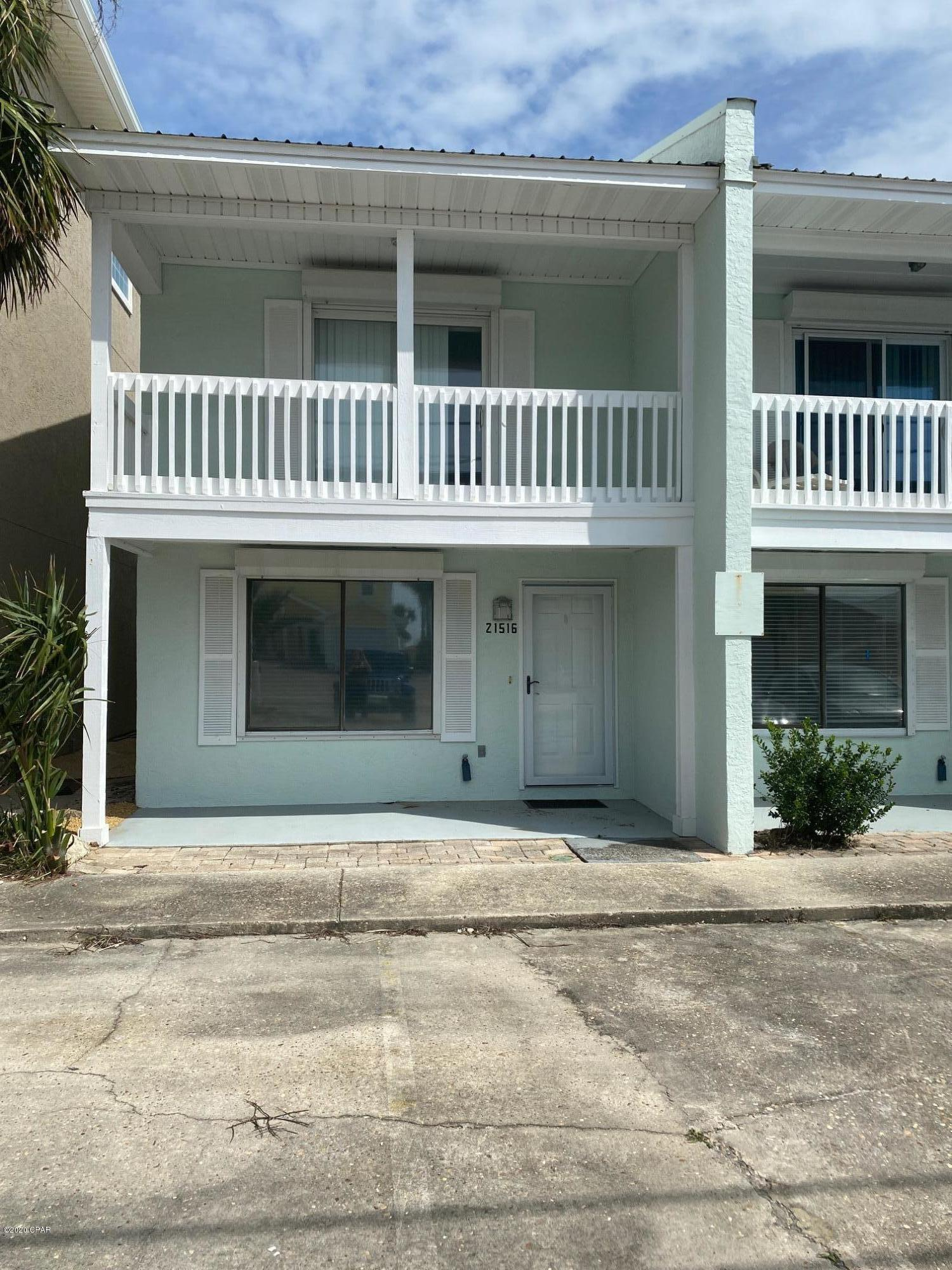 Photo of home for sale at 21516 Front Beach, Panama City Beach FL