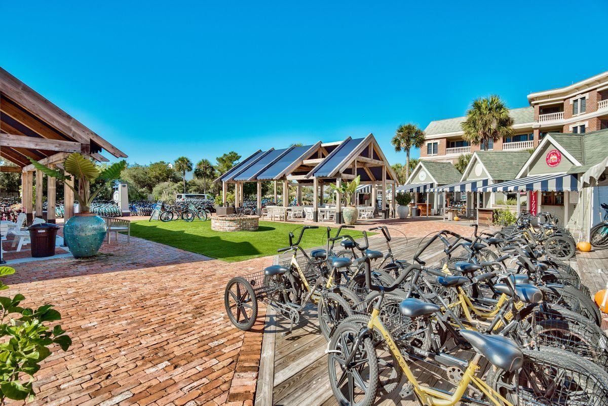 Photo of home for sale at 78 The Greenway, Inlet Beach FL