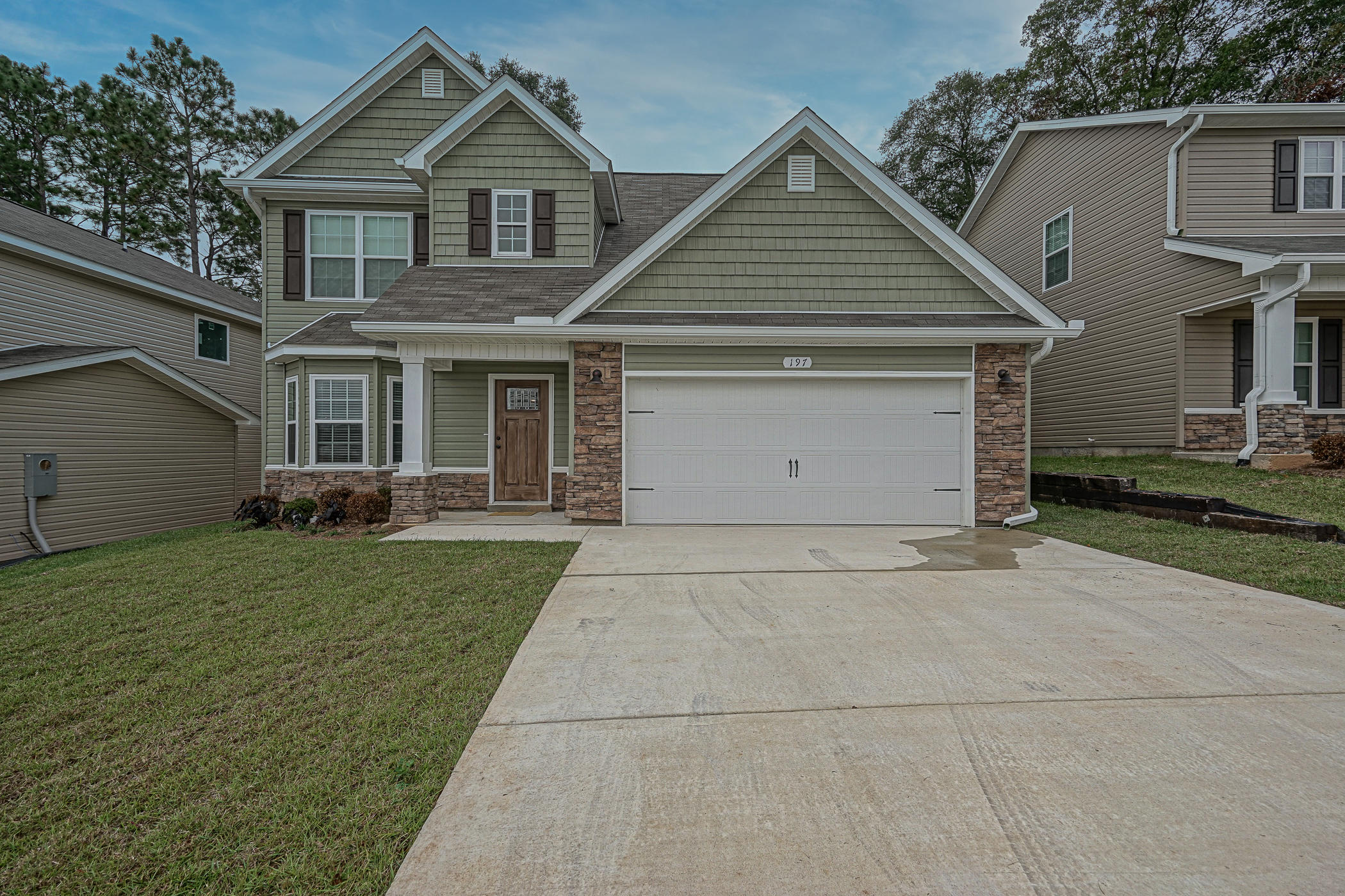 Photo of home for sale at 199 Wainwright, Crestview FL