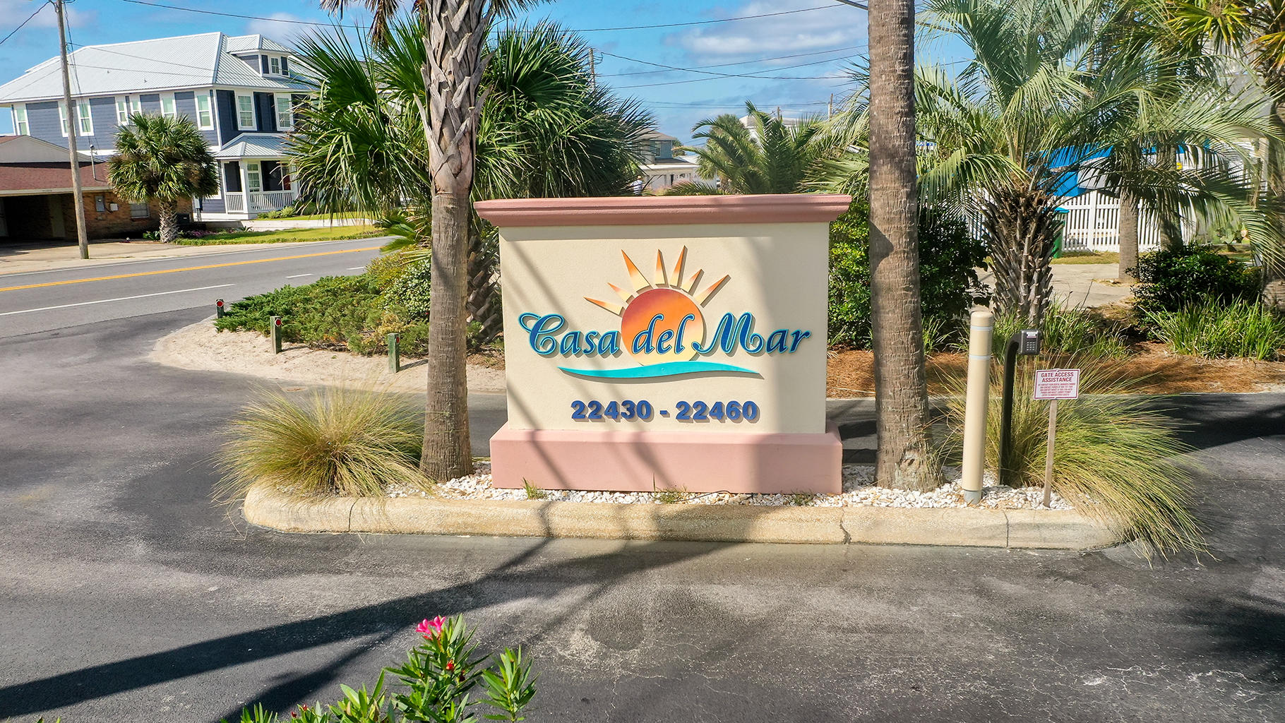 Photo of home for sale at 22438 Front Beach, Panama City Beach FL