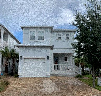 Photo of home for sale at 342 Gulfview, Santa Rosa Beach FL