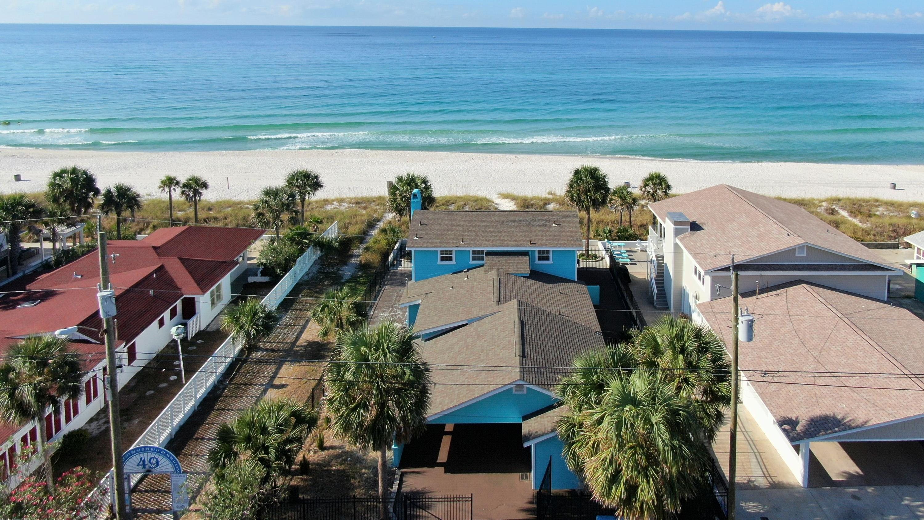 Photo of home for sale at 13401 Oleander, Panama City Beach FL