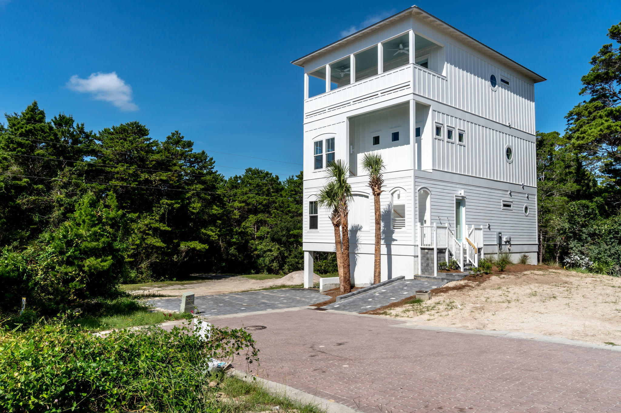 Photo of home for sale at Lot 40 Valdare Lane, Inlet Beach FL