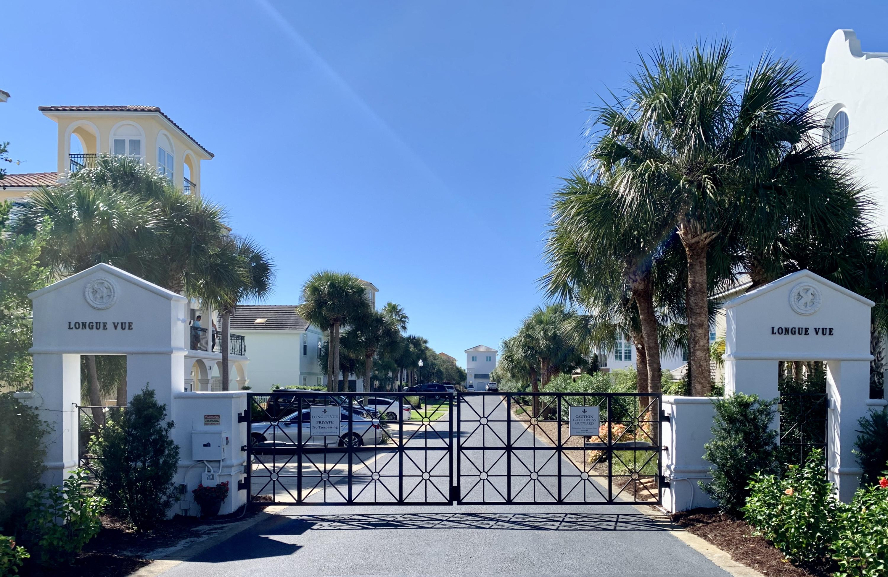 Photo of home for sale at 41 Longue Vue, Inlet Beach FL